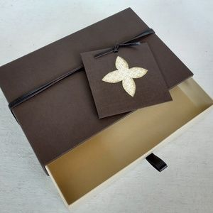 Louis Vuitton Gift Box with Card